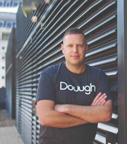 Andy Taylor, Founder & CEO, Douugh