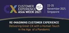 CX Asia Week 2021 – Hybrid Edition