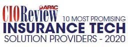 Top 10 Insurance Tech Solution Companies - 2020